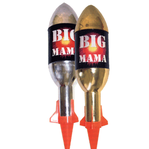 big mama big firework rocket