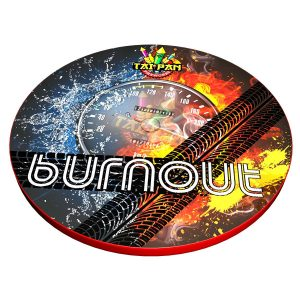 burnout fast Catherine Wheel