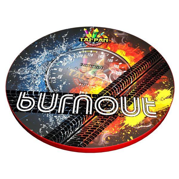 burnout fast Catherine Wheel