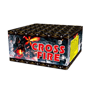 cross fire battery firework