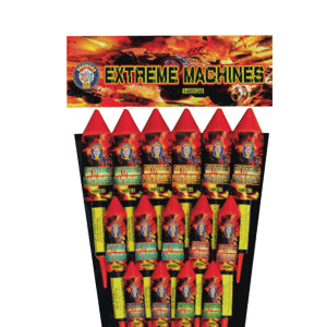 extreme machine rockets