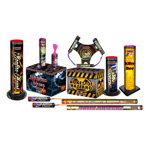 fiesta selection fireworks
