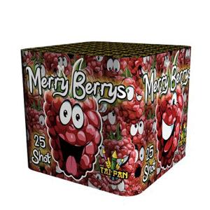 marryberry fireworks cake