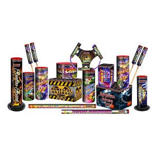 jamboree fireworks selection box