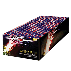 signature fireworks Kimbolton