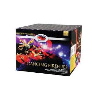 dancing fireflies fireworks