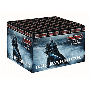 Ice warrior fireworks