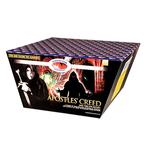 apostles creed firework