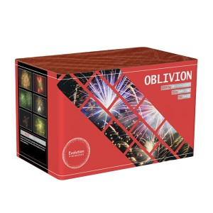 Oblivion wide fan firing fireworks