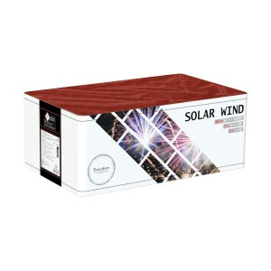 solar Wind low noise firework cake