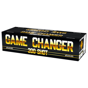 game changer max calibre and weight fireworks