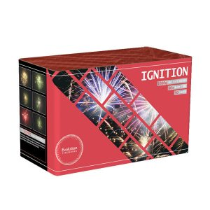 Ignition Fireworks Maximum Powder weight