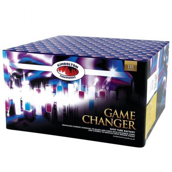 Game Changer Kimbolton Fireworks