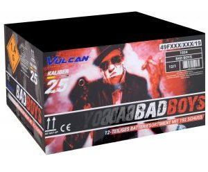 VULCAN BAD BOYS FIREWORKS