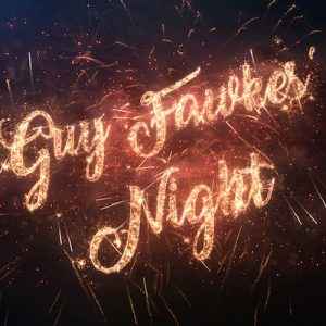 Guy Fawkes & Bonfire Night Fireworks