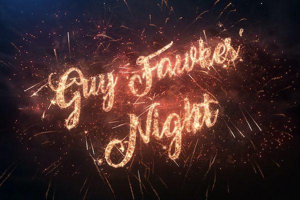 Guy Fawkes & Bonfire Night Fireworks