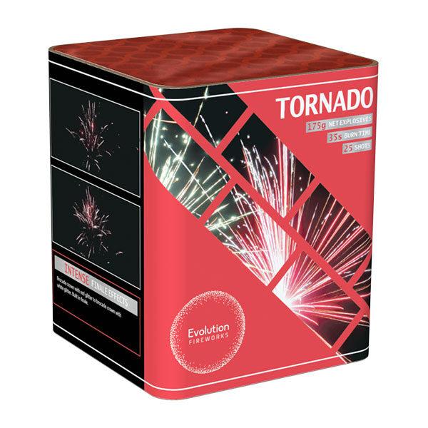 Tornado Small Cake Fireworks