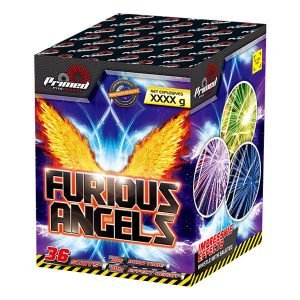 furious angels large barrage fireworks