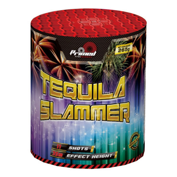 Tequila Slummer Small Cake Barrage